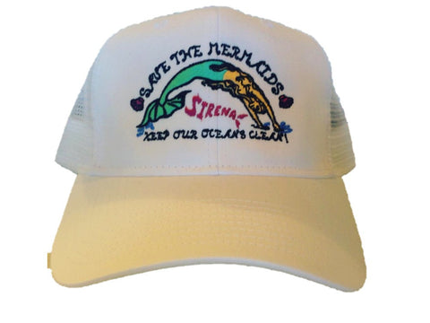 Original Trucker- Save the Mermaid