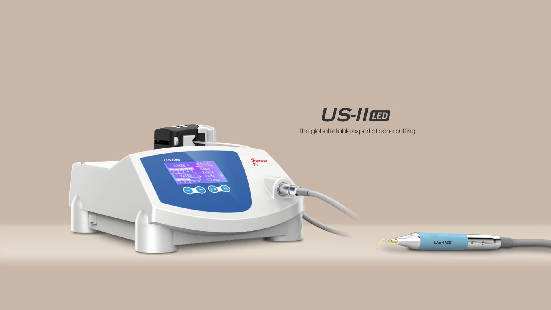 ATOMO Dental Woodpecker Piezo Bone Surgery (US-II LED) 1