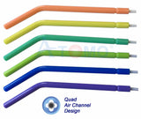 AIR / WATER SYRINGE TIPs (solid color) - ATOMO Dental, Inc.