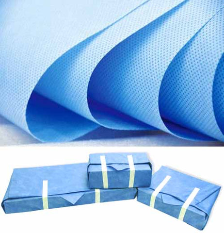 ATOMO Dental CSR Sterilization Wrapping SMS Fabric