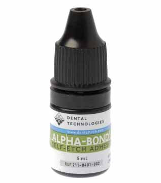 Alpha-Bond® SE Self Etch Adhesive, ATOMO Dental, Inc.