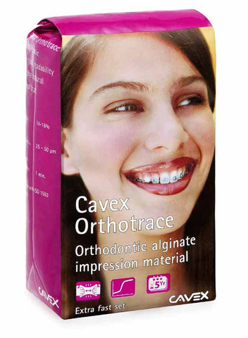 Cavex Orthotrace (Orthodontic Alginate, Extra Fast Set), ATOMO Dental, Inc.