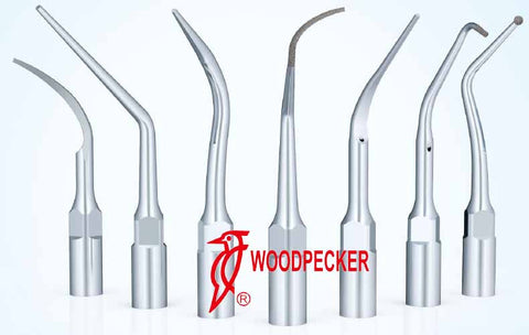 EMS type ULTRASONIC SCALER TIPS (WOODPECKER) - ATOMO Dental, Inc.