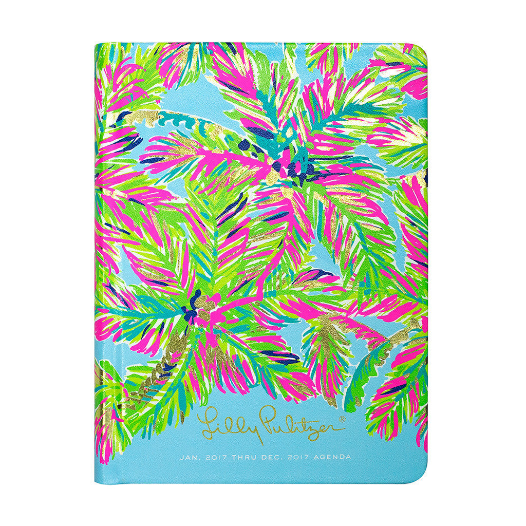 Lilly Pulitzer 12 Month Agenda - Island Time - lifeguard-press - 1