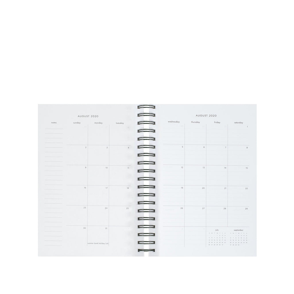 2020-2021 kate spade new york 17 month planner mega, dream big
