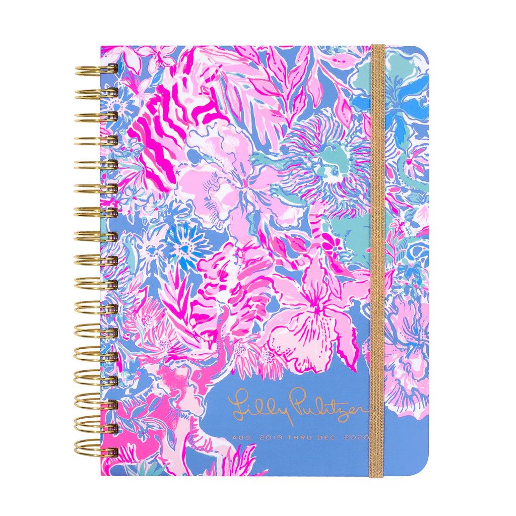 Lilly Pulitzer 17 Month Large Agenda, Viva La Lilly