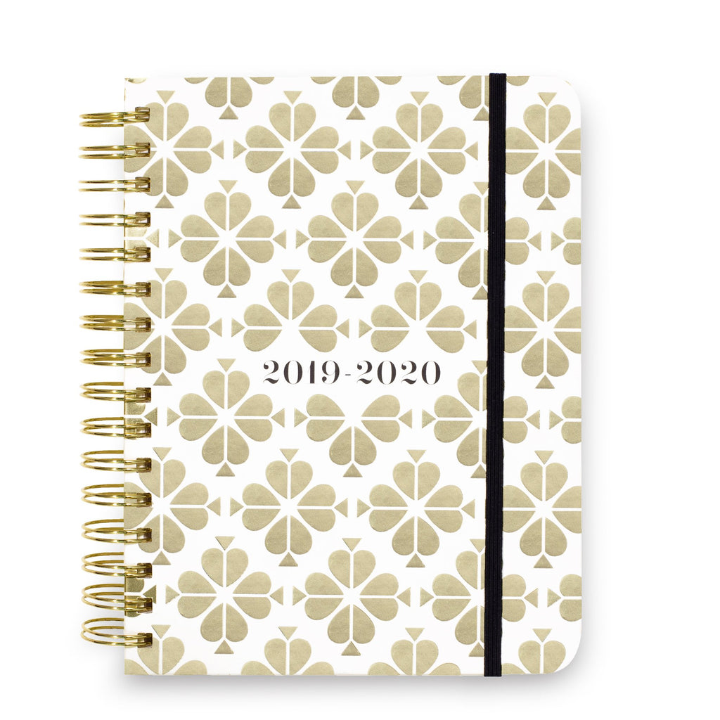kate spade new york 17 Month Planner Large, Spade Flower