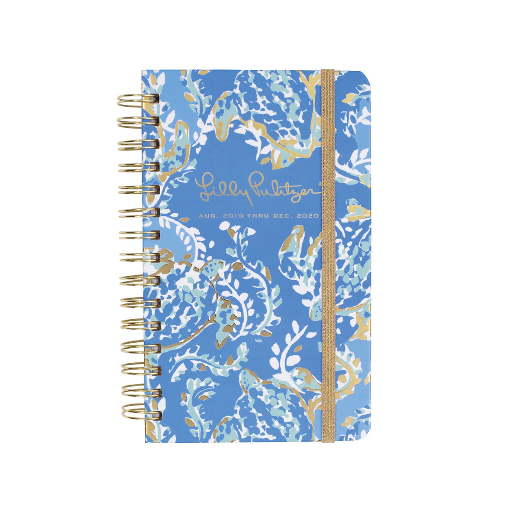 Lilly Pulitzer 17 Month Medium Agenda, Turtley Awesome
