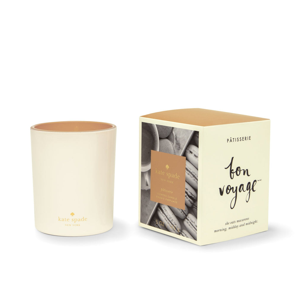 kate spade new york medium candle, patisserie