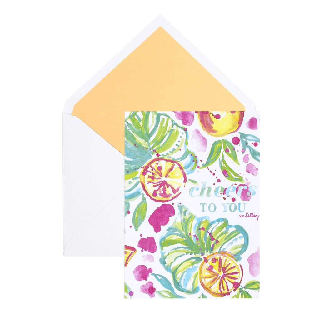 Lilly Pulitzer Notecard Set, Assorted