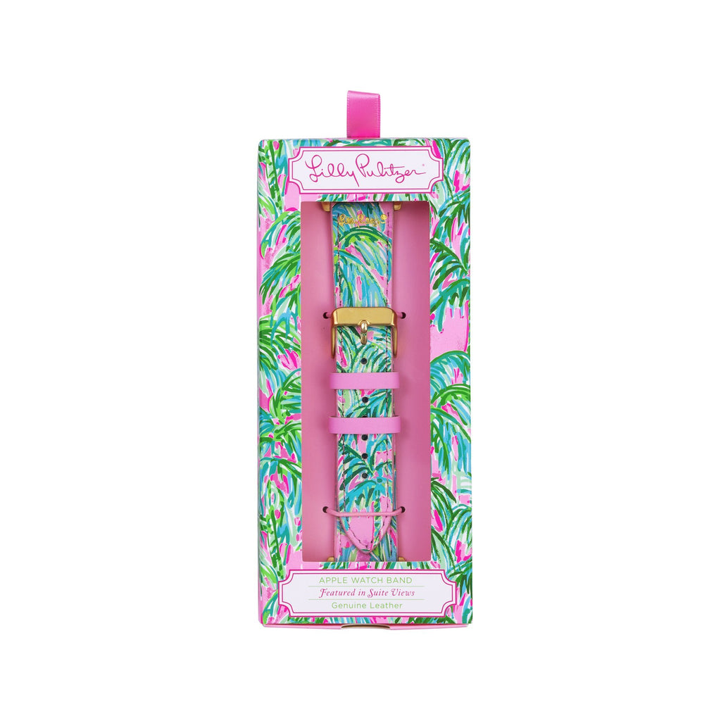 Lilly Pulitzer Apple Watch Band, Suite Views