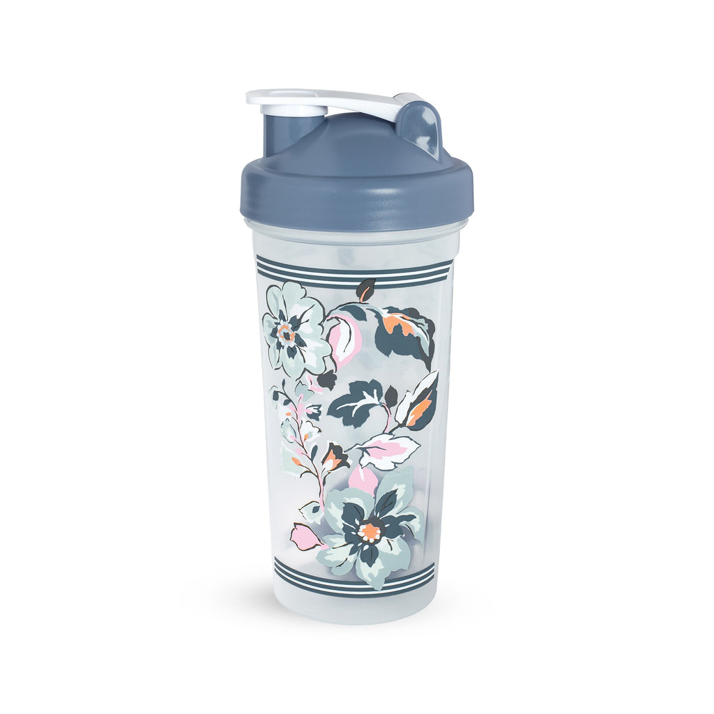 Vera Bradley Blender Bottle, Floating Garden