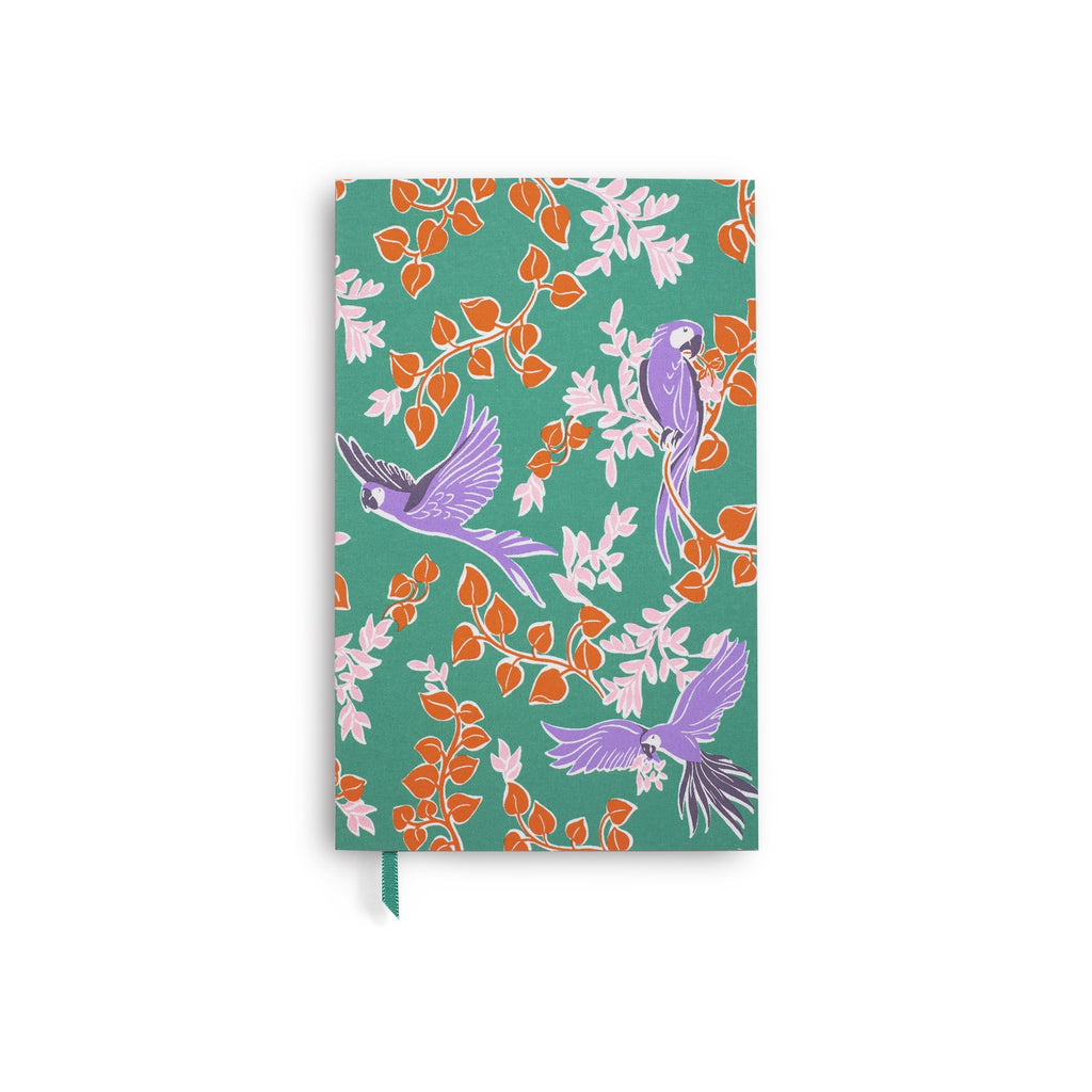 kate spade new york bookcloth journal, bird party