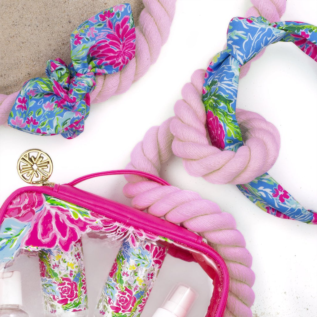 Lilly Pulitzer Headband, Bunny Business