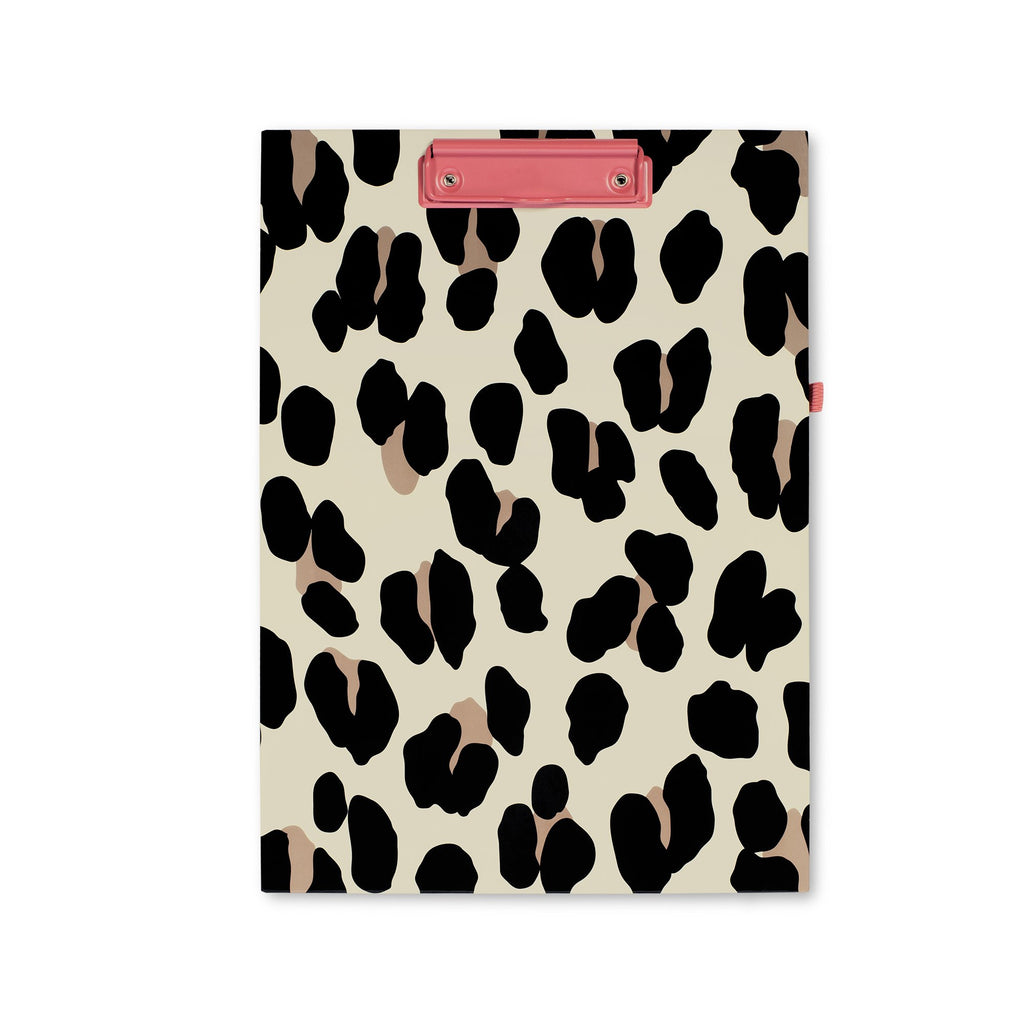 kate spade new york clipboard folio, forest feline