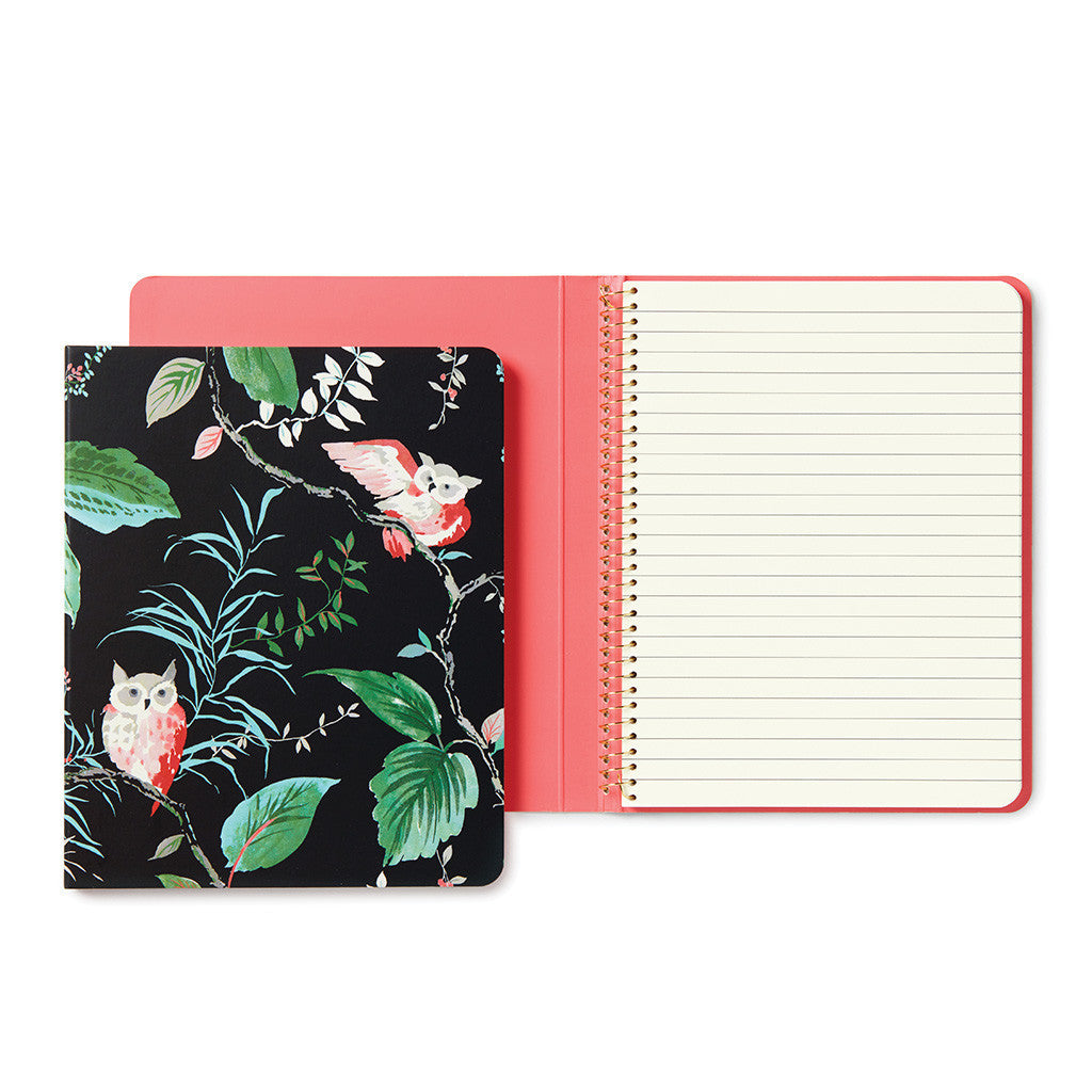 kate spade new york birch way concealed spiral notebook - lifeguard-press - 1