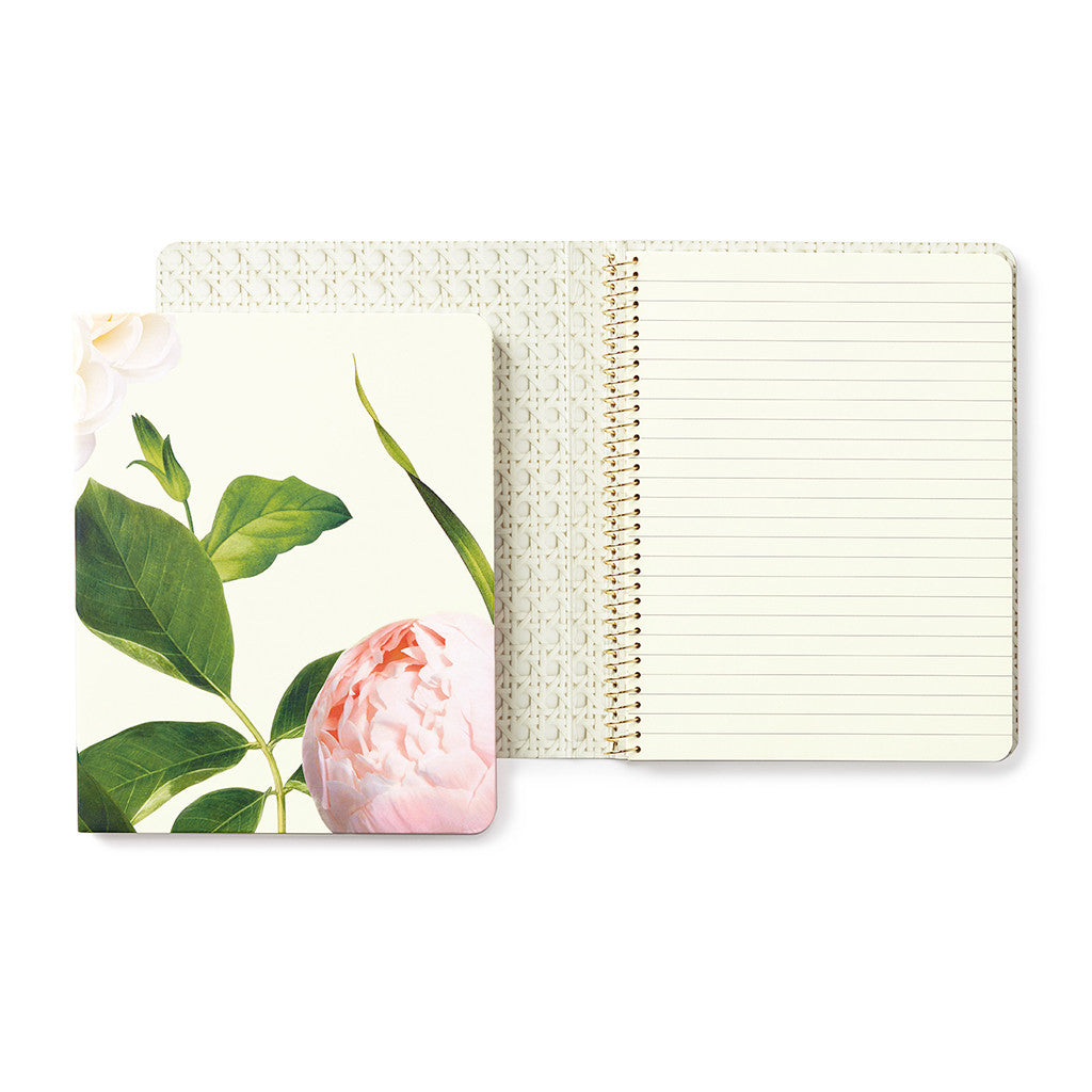 kate spade new york spiral notebook - floral - lifeguard-press