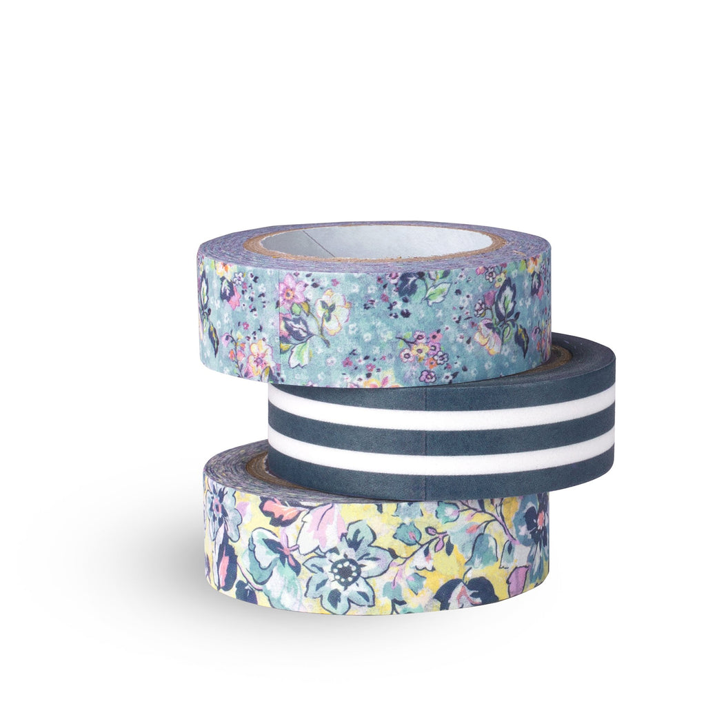 Vera Bradley Decorative Tape, Floating Garden