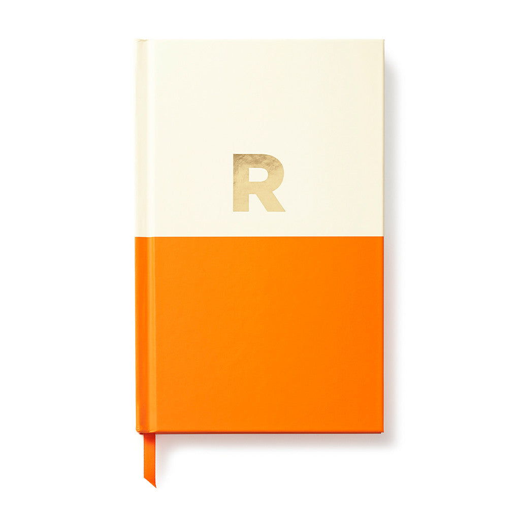 kate spade new york dipped initial notebook - R - lifeguard-press