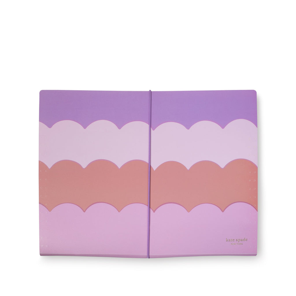 kate spade new york document holder, scallop