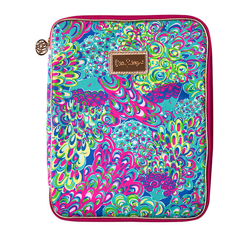 Lilly Pulitzer Agenda Folio - Lilly's Lagoon - lifeguard-press