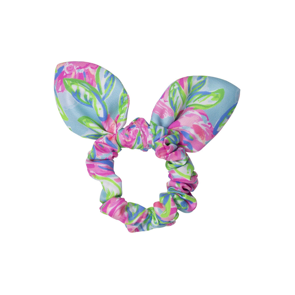 Lilly Pullitzer Hair Scrunchie, Totally Blossom