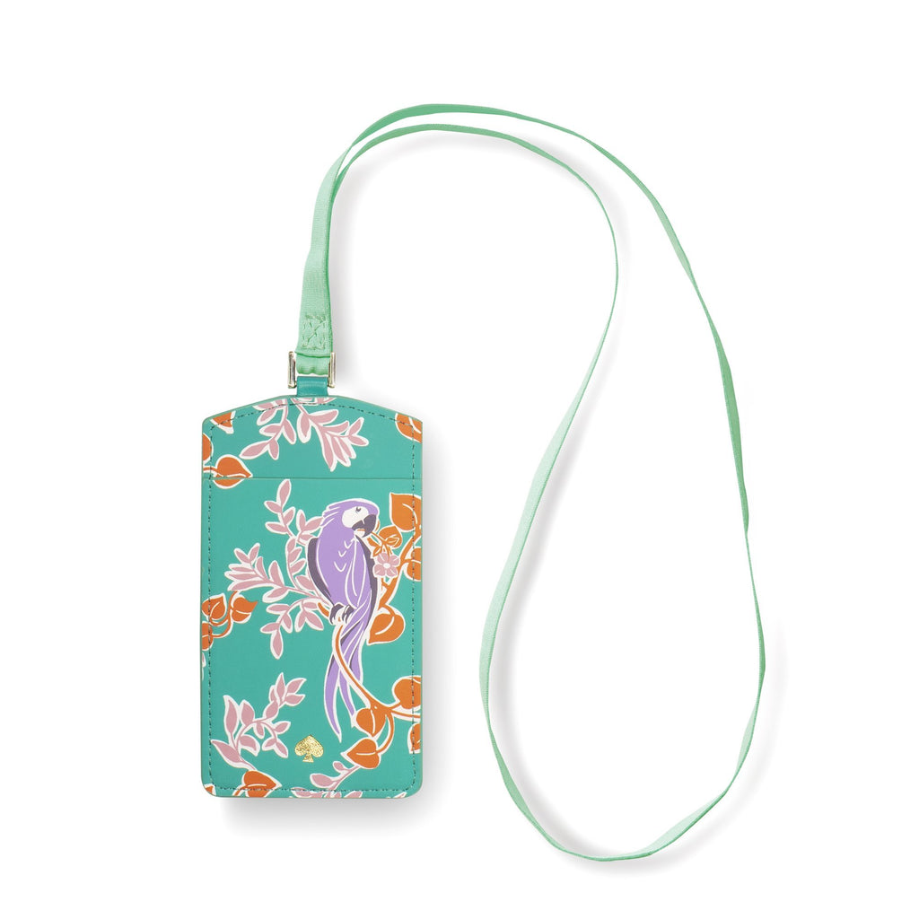 kate spade new york ID holder, bird party