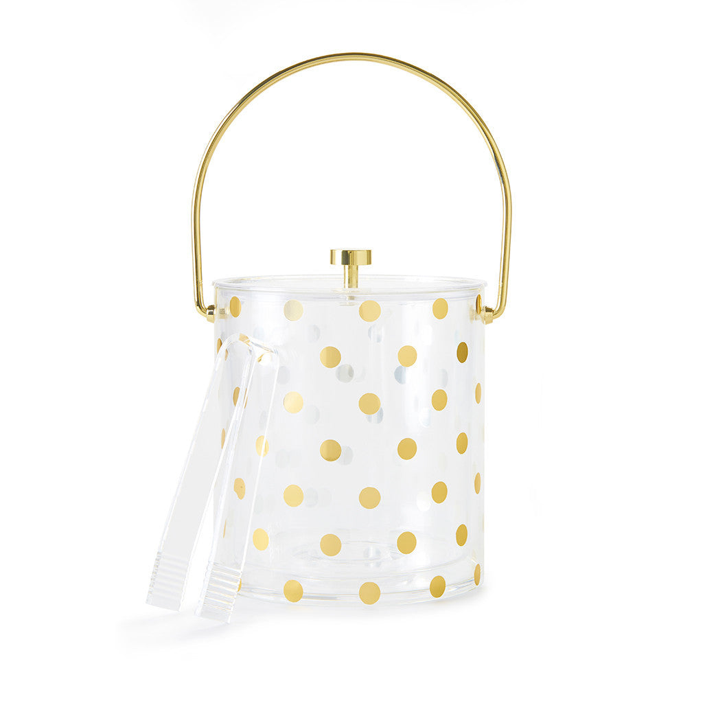 kate spade new york ice bucket - raise a glass - lifeguard-press