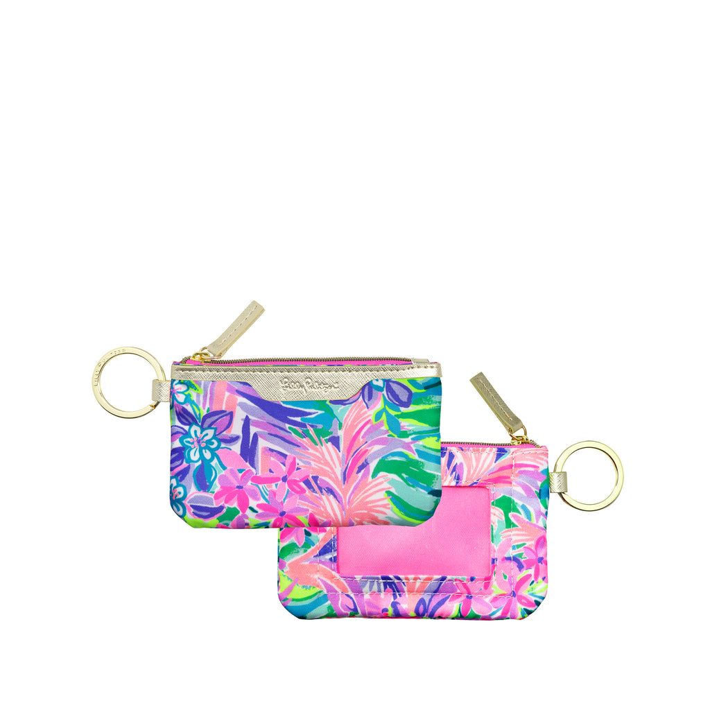Lilly Pulitzer ID Case, It Was All A Dream
