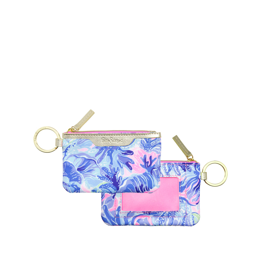 Lilly Pulitzer ID Case, Shade Seekers