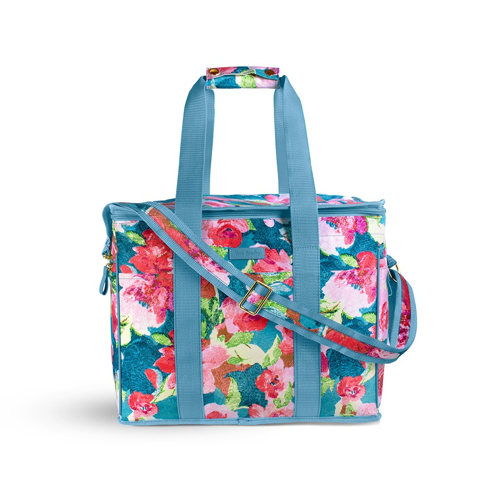 Vera Bradley Insulated Cooler Bag - Superbloom