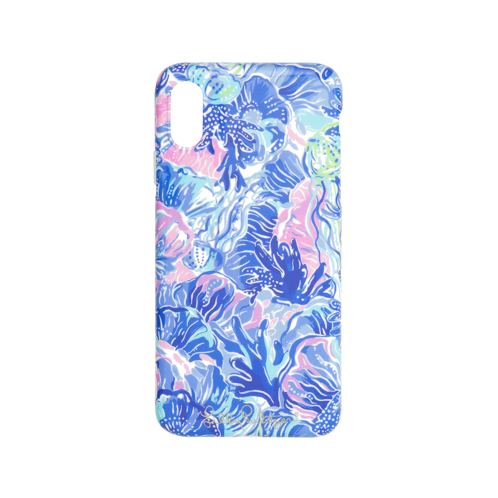 Lilly Pulitzer Iphone case XS - TPU, Shade Seekers