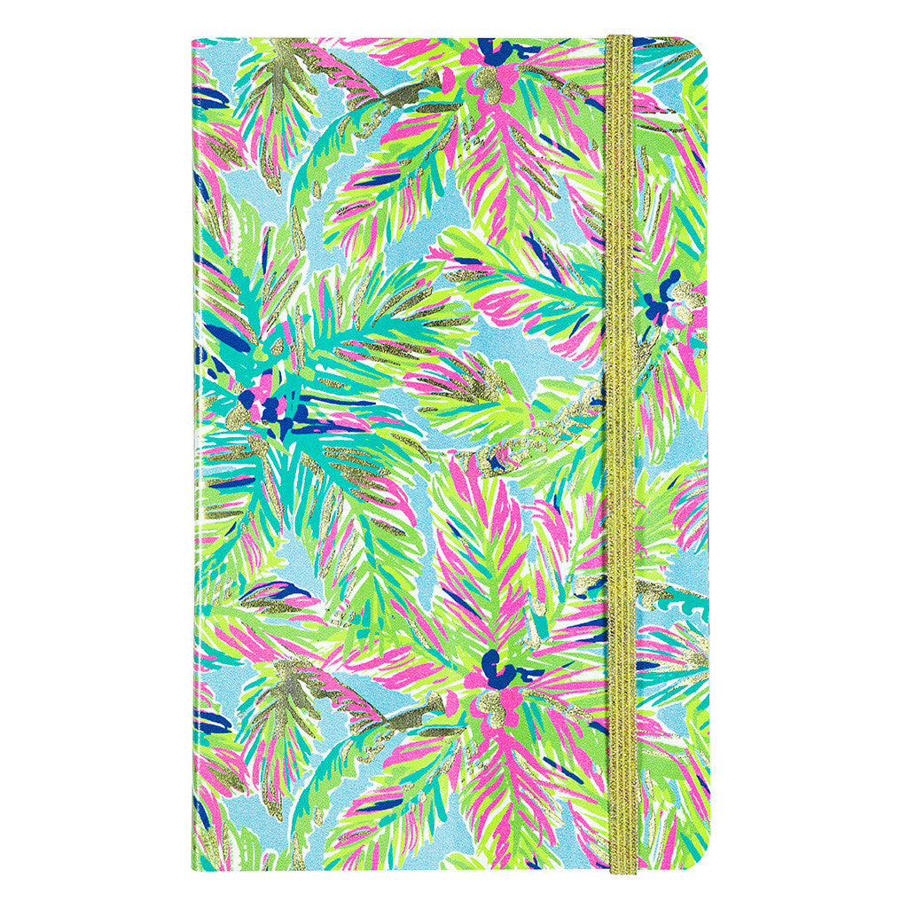 Lilly Pulitzer Journal - Island Time - lifeguard-press - 1