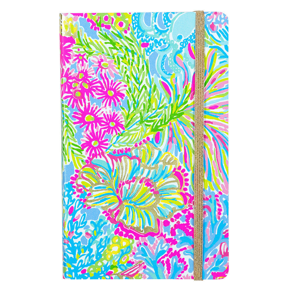 Lilly Pulitzer Journal - Lover's Coral - lifeguard-press - 1