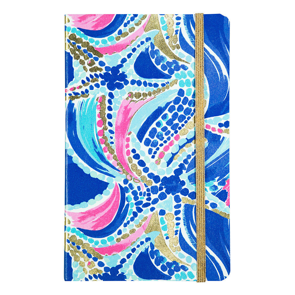 Lilly Pulitzer Journal - Ocean Jewels - lifeguard-press - 1