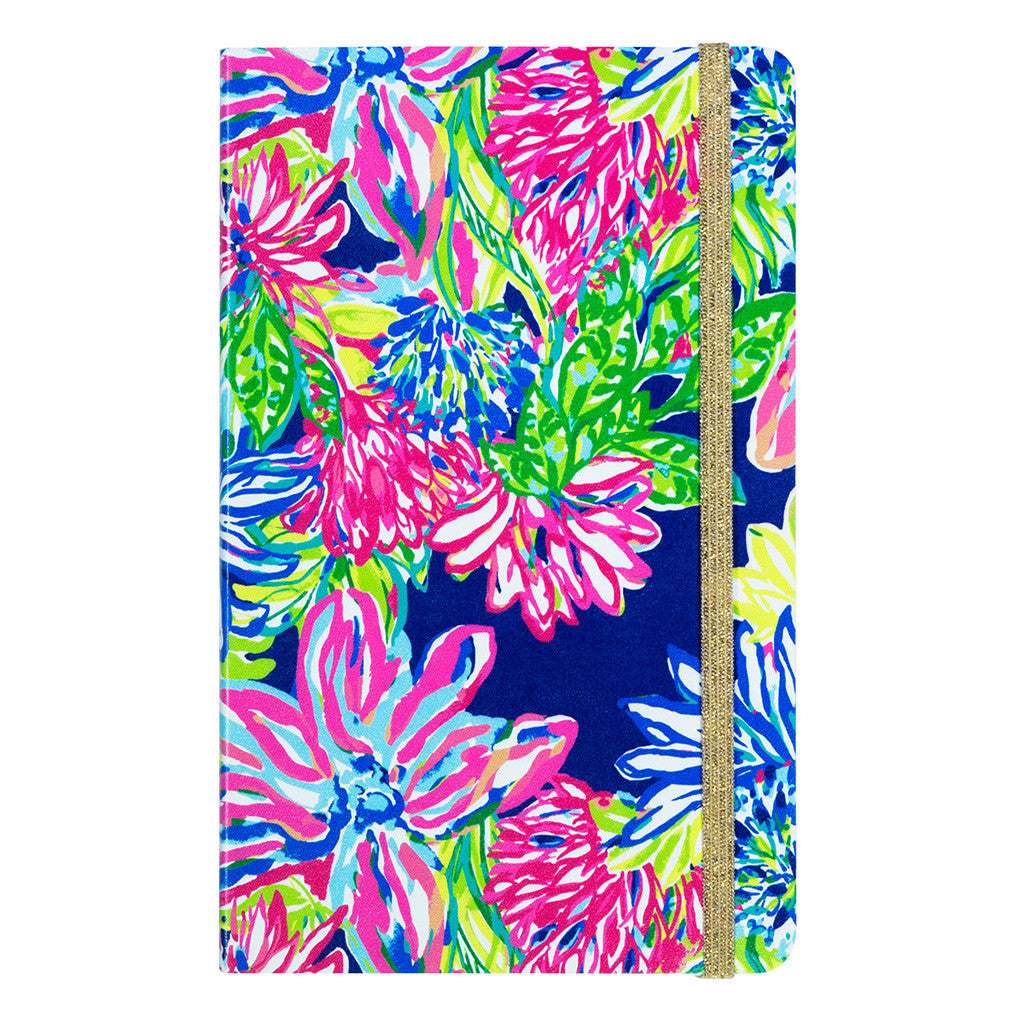 Lilly Pulitzer Journal, Traveler's Palm