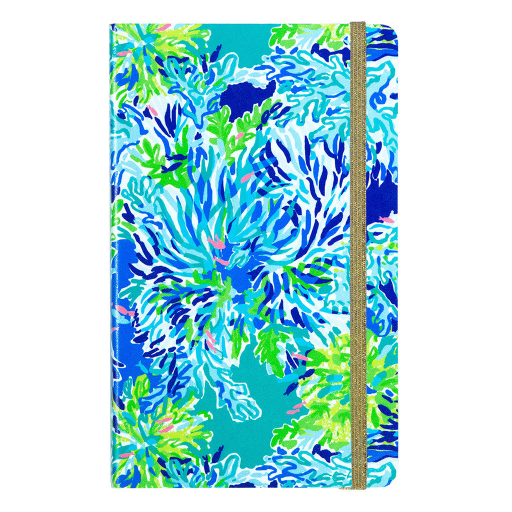 Lilly Pulitzer Journal, Wade and Sea