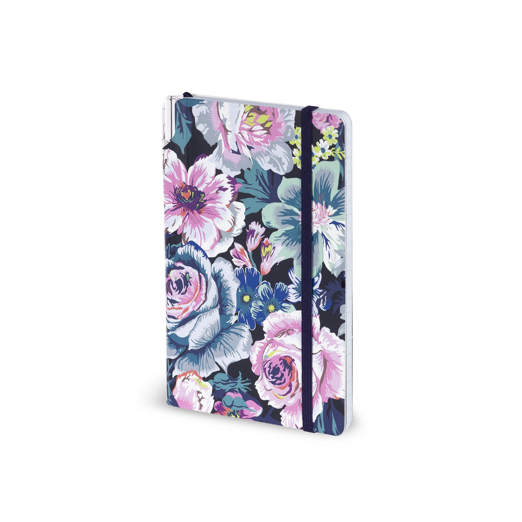 vera bradley journal with pen, garden grove