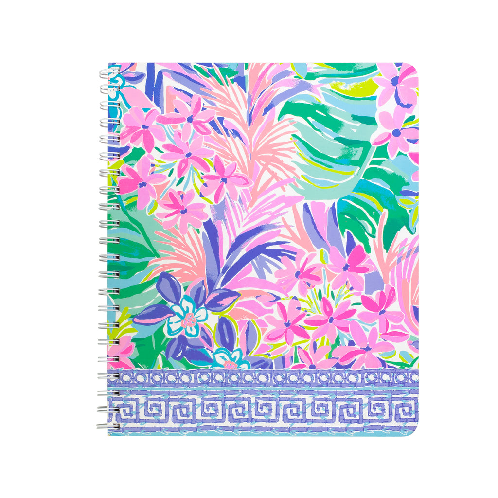 Lilly Pulitzer Large Notebook, It Was All A Dream