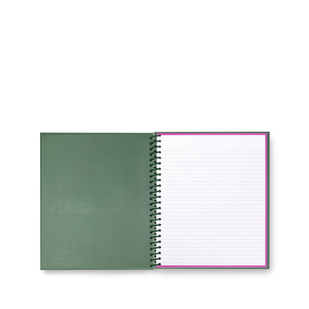 kate spade new york large spiral notebook, dream big