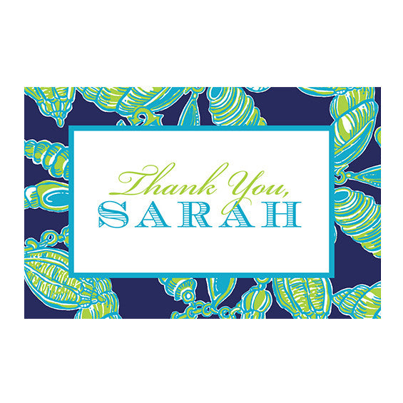 Lilly Pulitzer Personalized Stickers - Fallin in Love - lifeguard-press