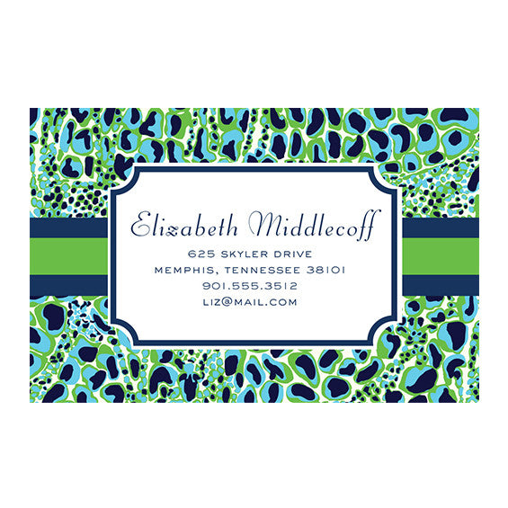 Lilly Pulitzer Personalized Stickers - Gigi - lifeguard-press