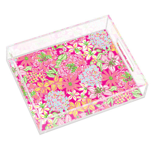 Lilly Pulitzer Small Tray - Mini Mariposa - lifeguard-press