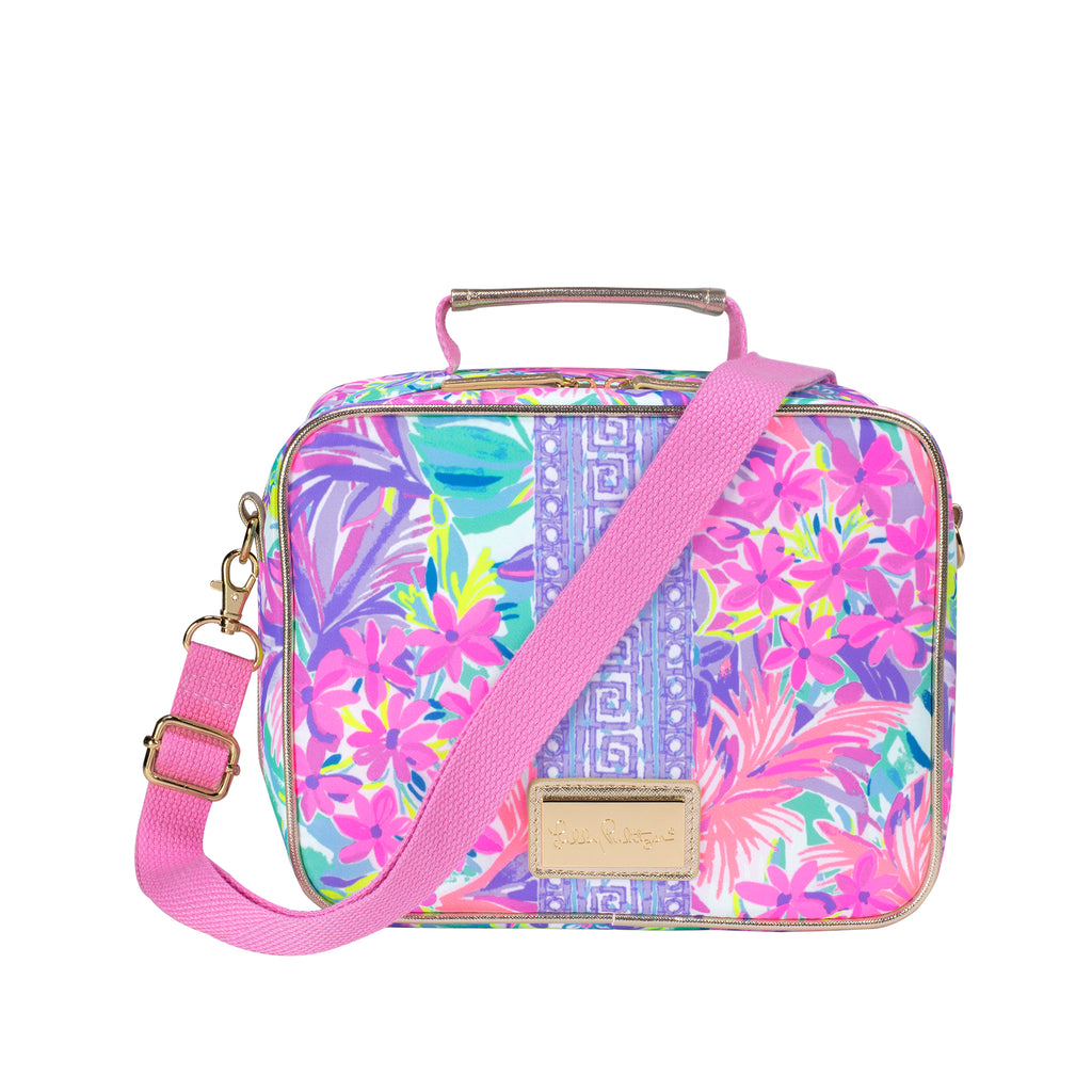 Lilly Pulitzer Lunch Bag, It Was All A Dream