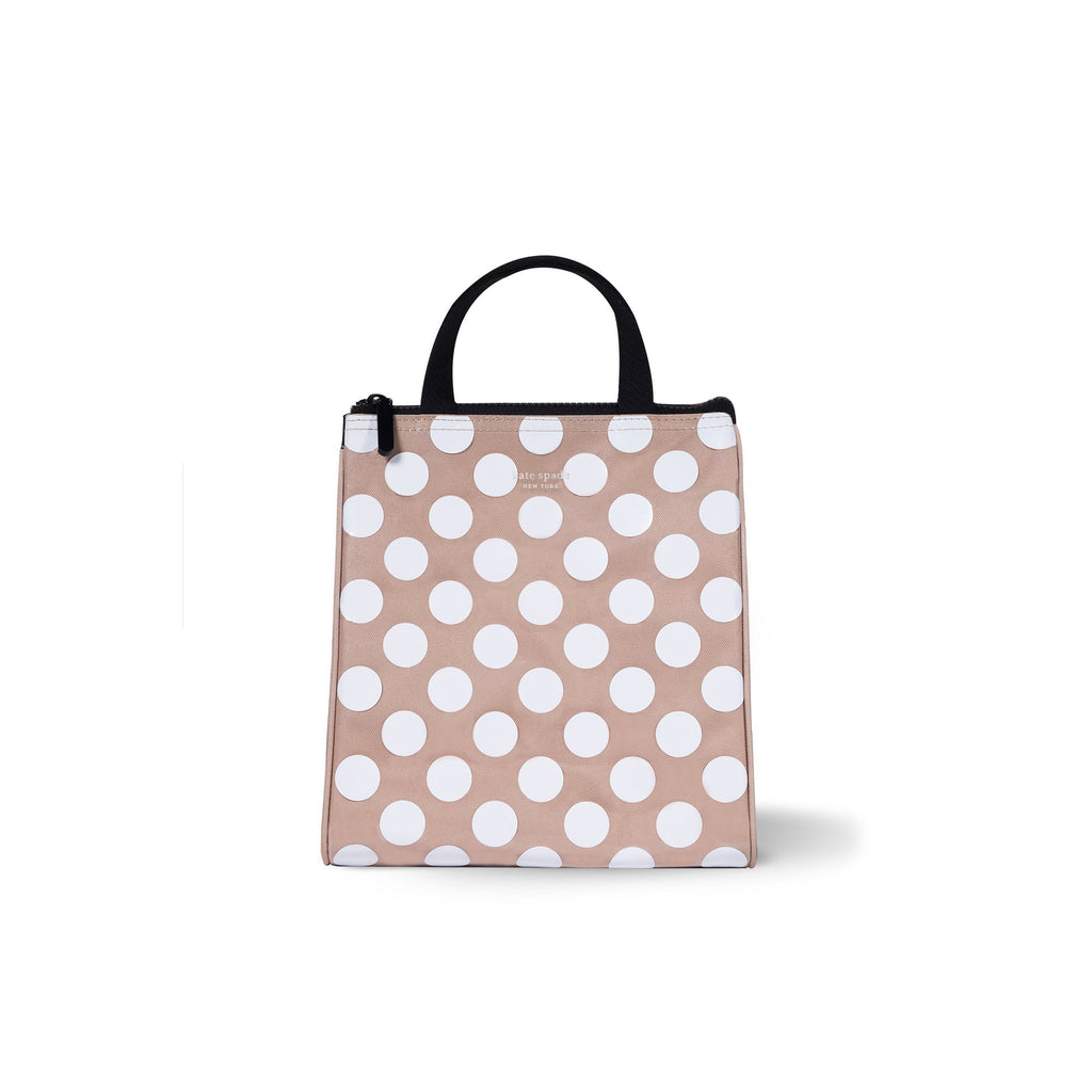 kate spade new york-spade lunch bag, jumbo dot