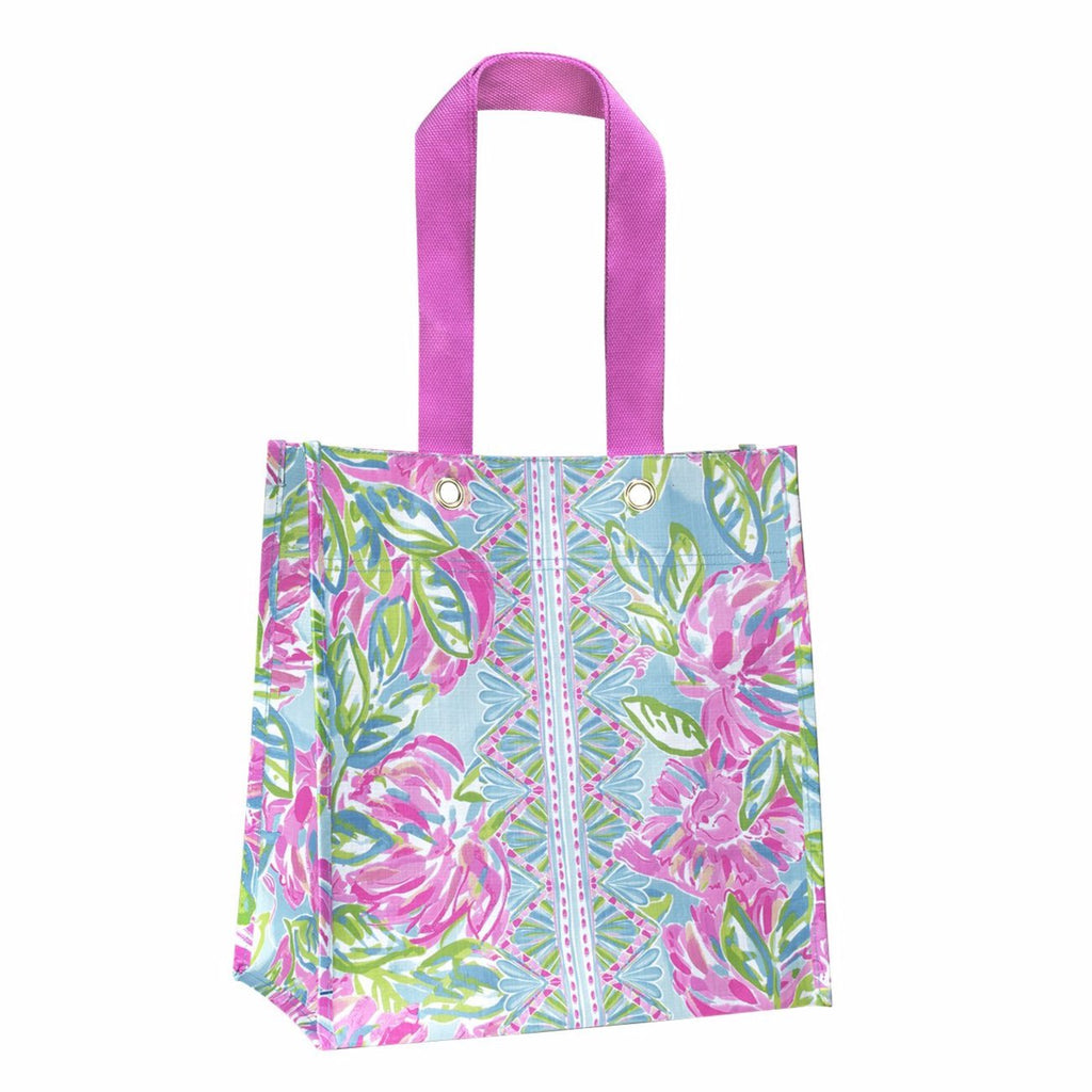 Lilly Pulitzer Market Shopper, Totally Blossom
