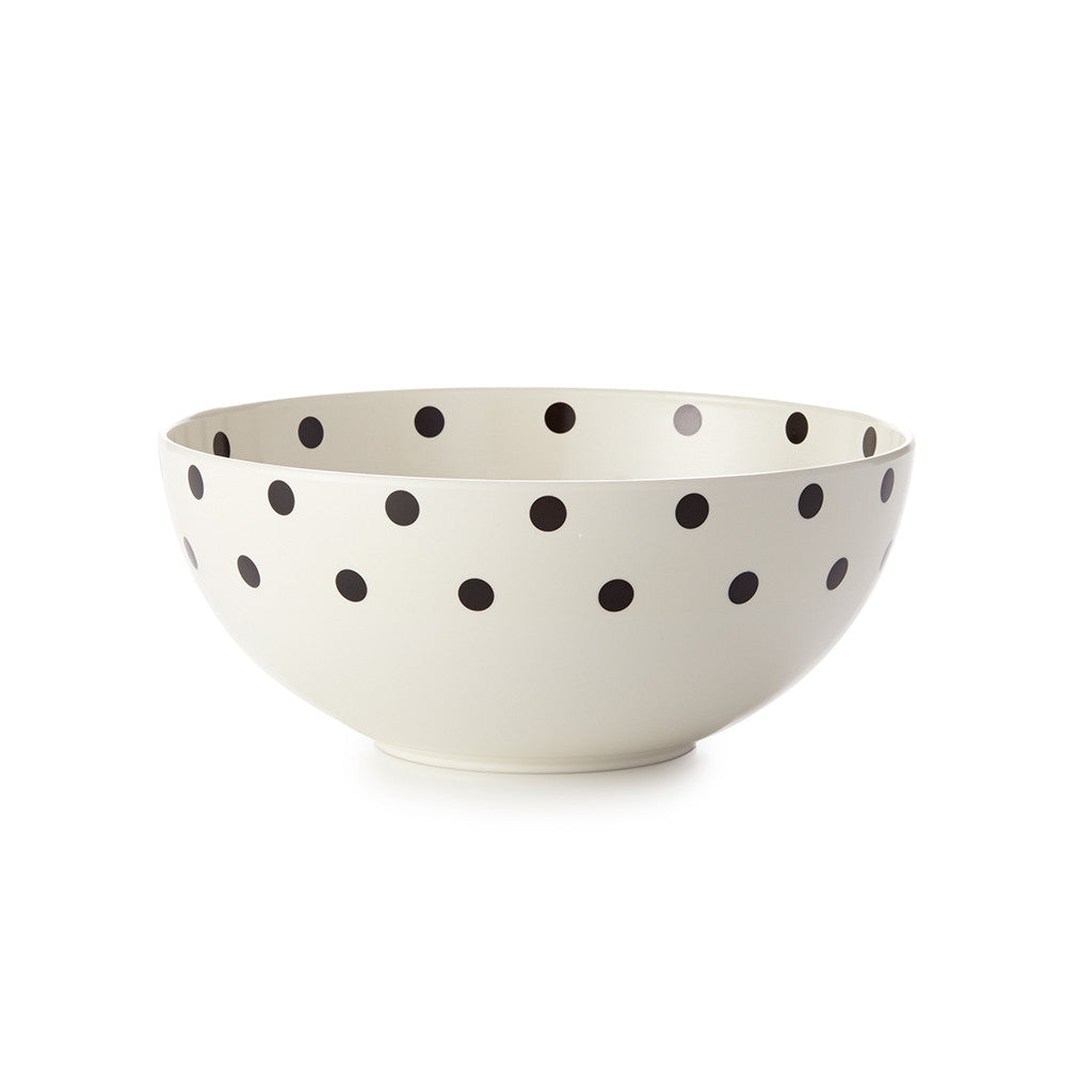 kate spade new york melamine salad bowl - raise a glass - lifeguard-press - 1