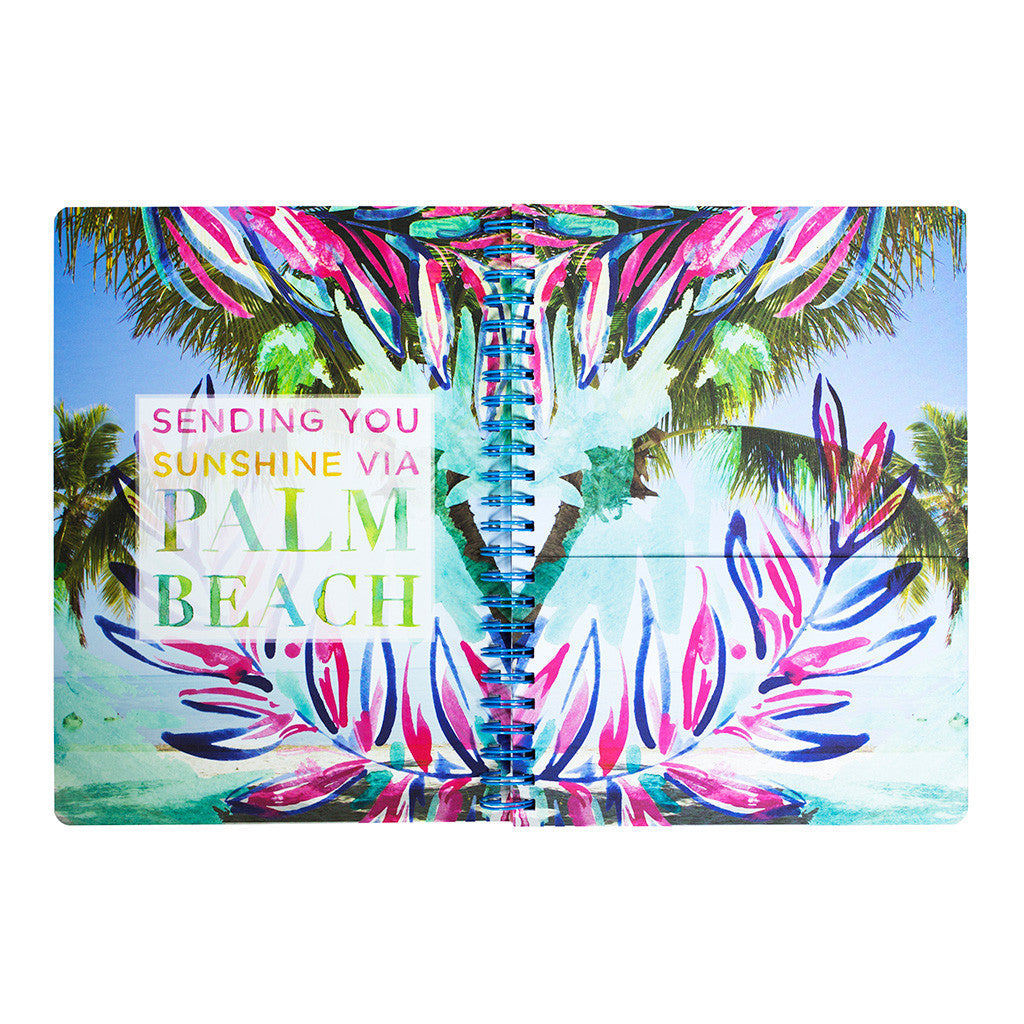 Lilly Pulitzer Mini Notebook - Island Time - lifeguard-press - 3