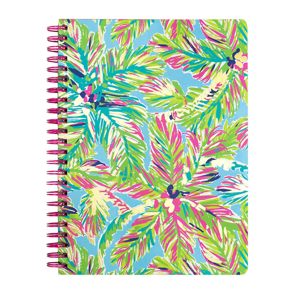 Lilly Pulitzer Mini Notebook - Island Time - lifeguard-press - 2