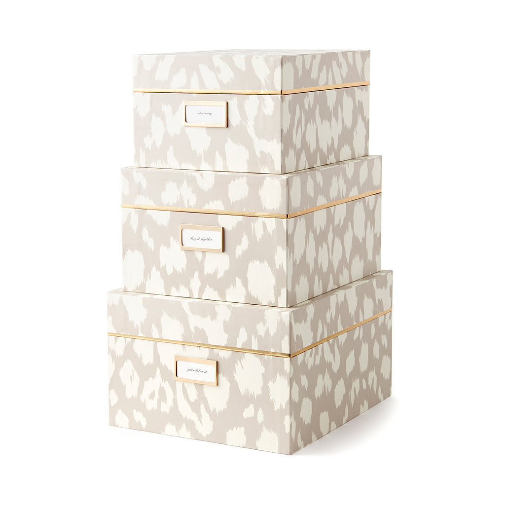 kate spade new york nesting boxes - ikat - lifeguard-press